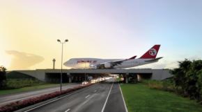 Salida Aeropuerto Internacional de Cancún